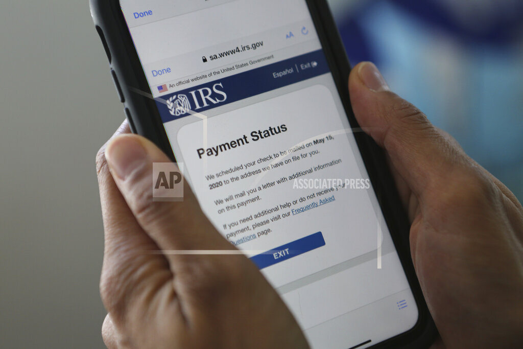 IRS Payment Status