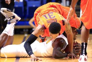Virginia Tech West Virginia Basketball