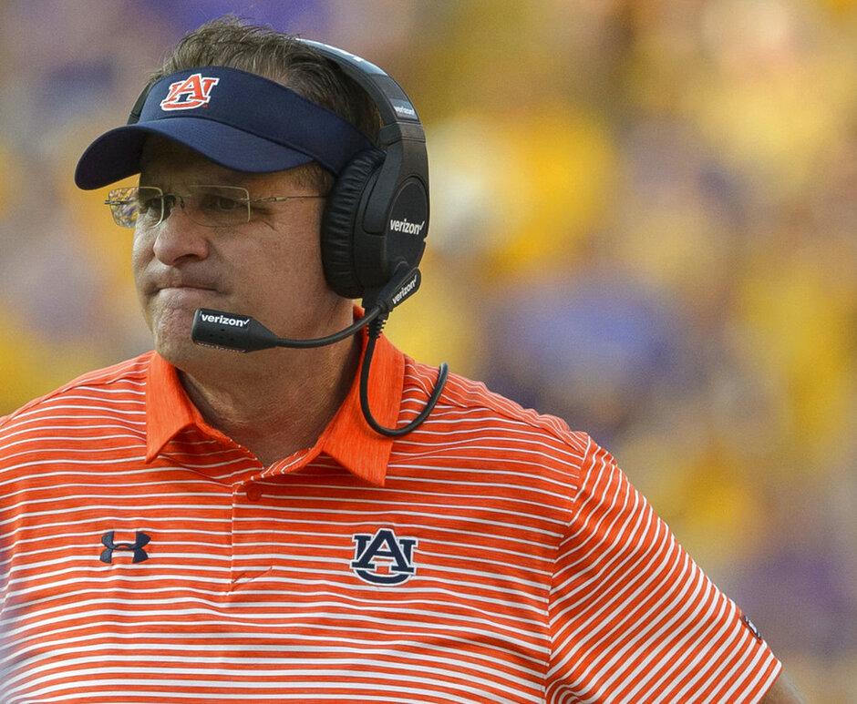 Auburn Issues Football