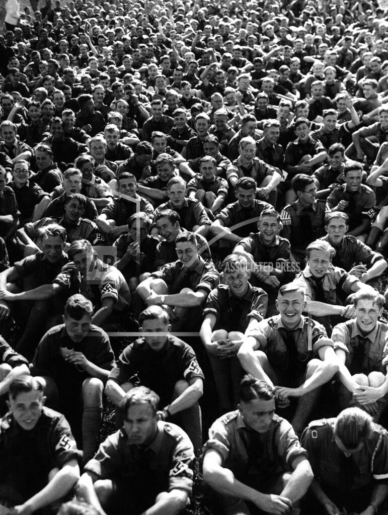 Watchf AP I   DEU APHS380529 Hitler Youth