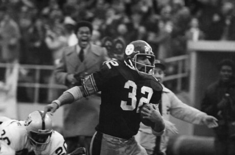 Franco Harris, Jimmy Warren, NFL