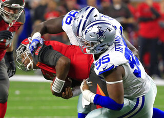 David Irving, Maliek Collins, Jameis Winston