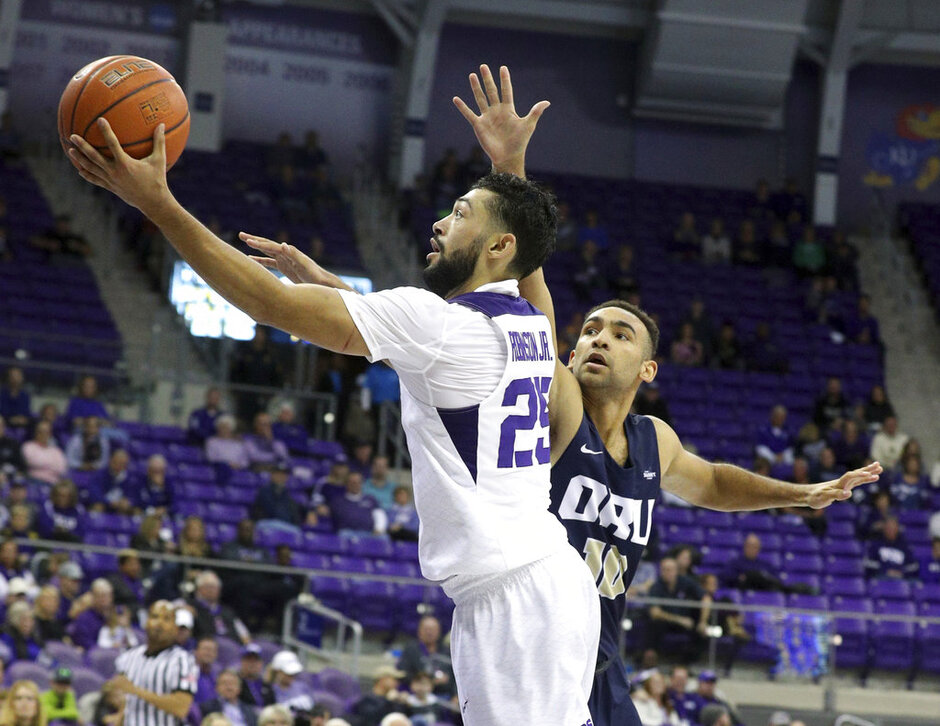 Oral Roberts TCU Basketball