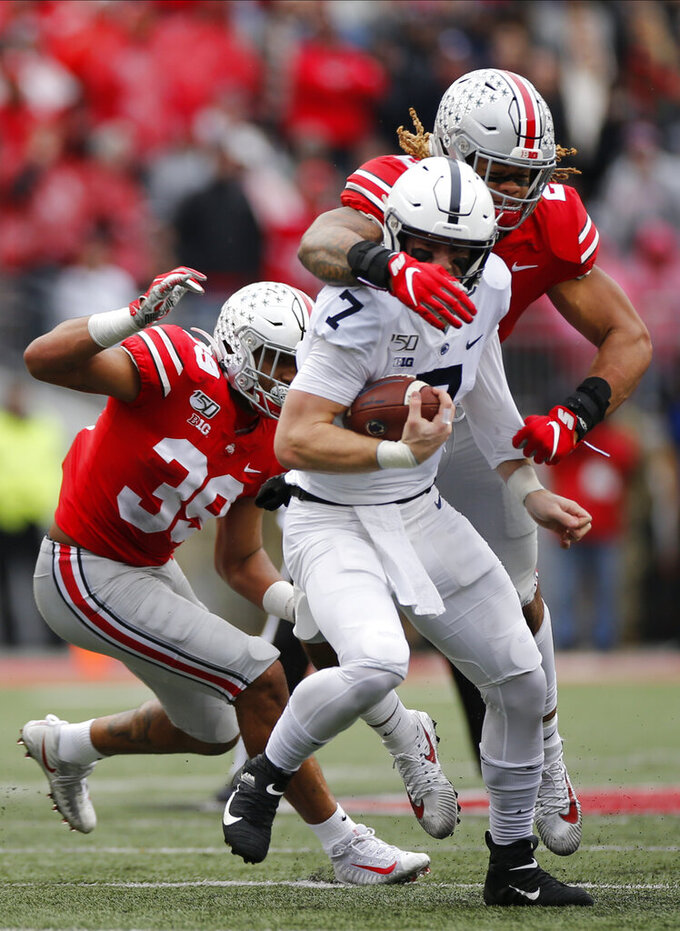 Analysis: Ohio State's Young will chase Heisman to New York