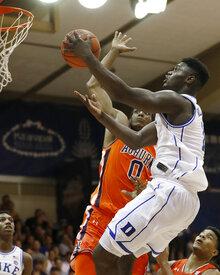 Auburn Duke Basketball