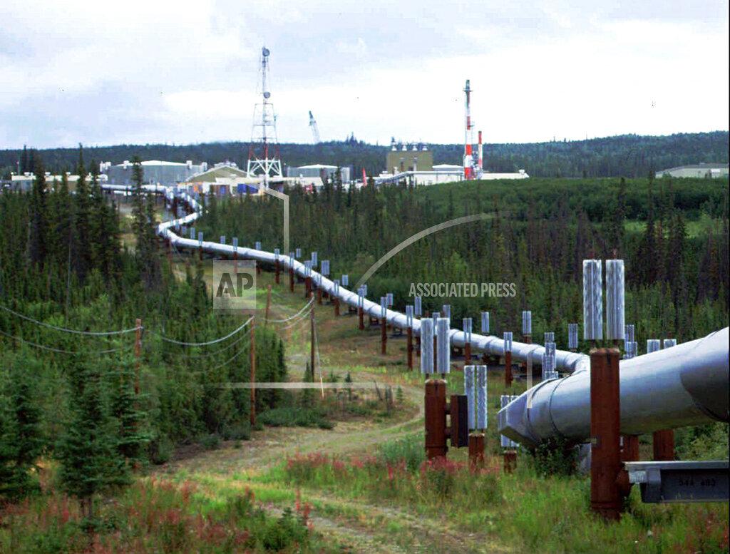 Alaska Oil Money Bust