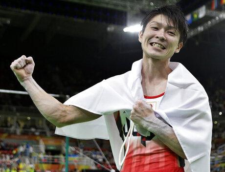 Rio Olympics Artistic Gymnastics Men