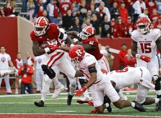 Rutgers Indiana Football