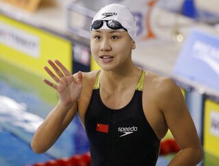 South Korea Asian Games Swimming