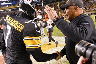 Bengals Steelers Football