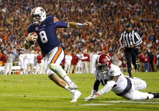Auburn Football Preview