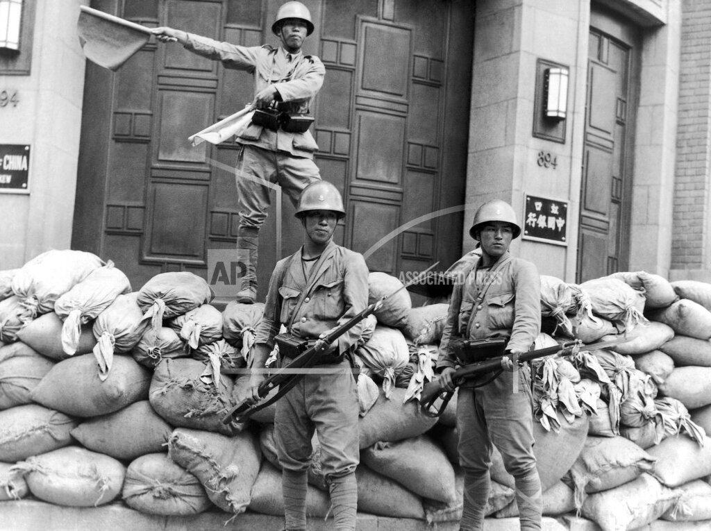 Watchf AP I FILE  CHN APHS408102 Japan Army