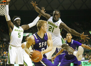 Thomas Walkup, Taurean Prince, Johnathan Motley