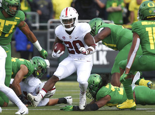 Stanford Oregon Football