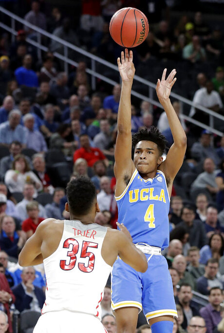 P12 UCLA Arizona Basketball