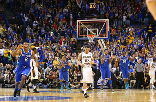 NCAA Third Round Wichita State v Kentucky