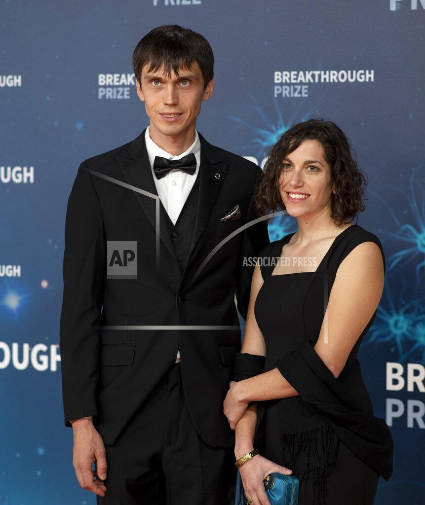 8th Annual Breakthrough Prize Ceremony