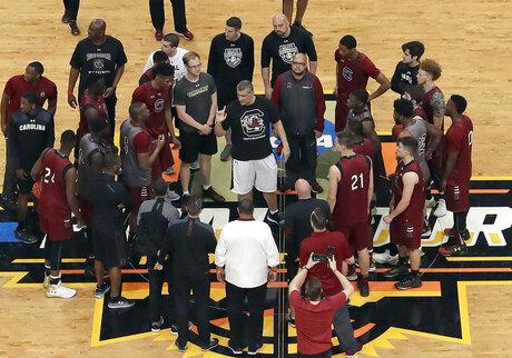 South Carolina Martins Task Basketball