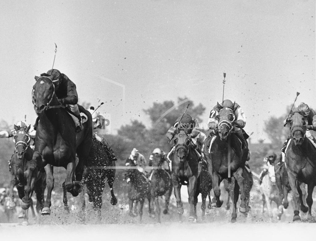 Associated Press Sports Kentucky United States Racing (animals) CANONERA WINS KENTUCKY DERBY