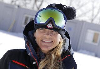 Pyeongchang Olympics Skiing Glass Ceiling