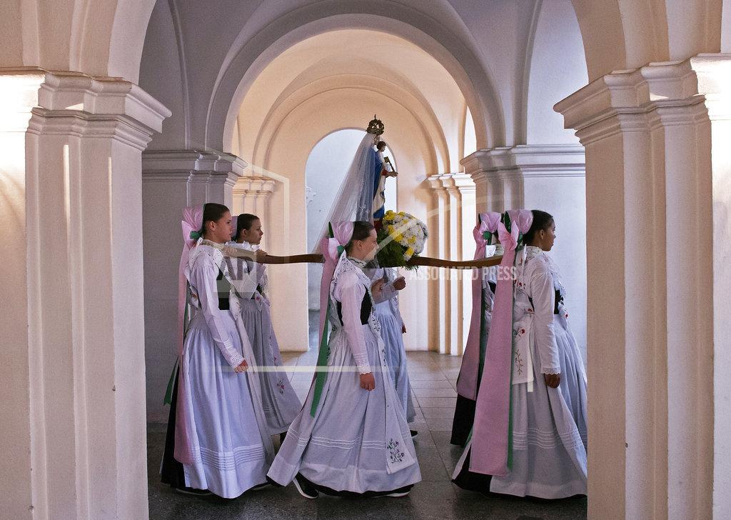 Germany Traditional Mass Sorbs