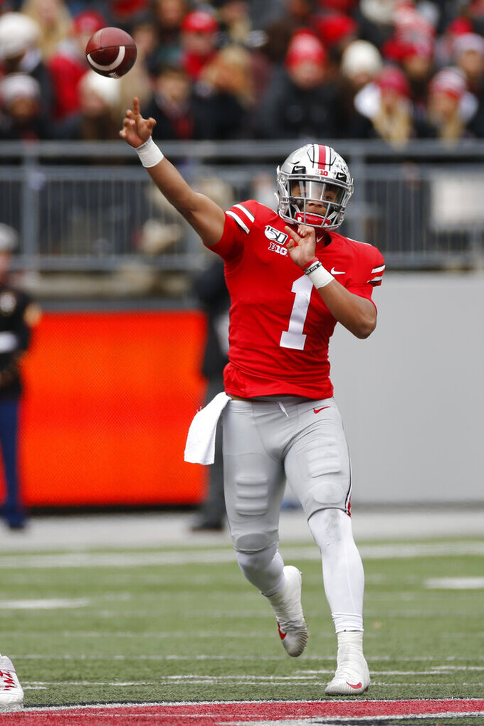 No. 2 Ohio State looks to stay undefeated, faces Rutgers
