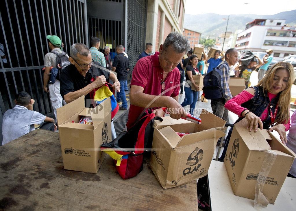 Venezuela US Sanctions