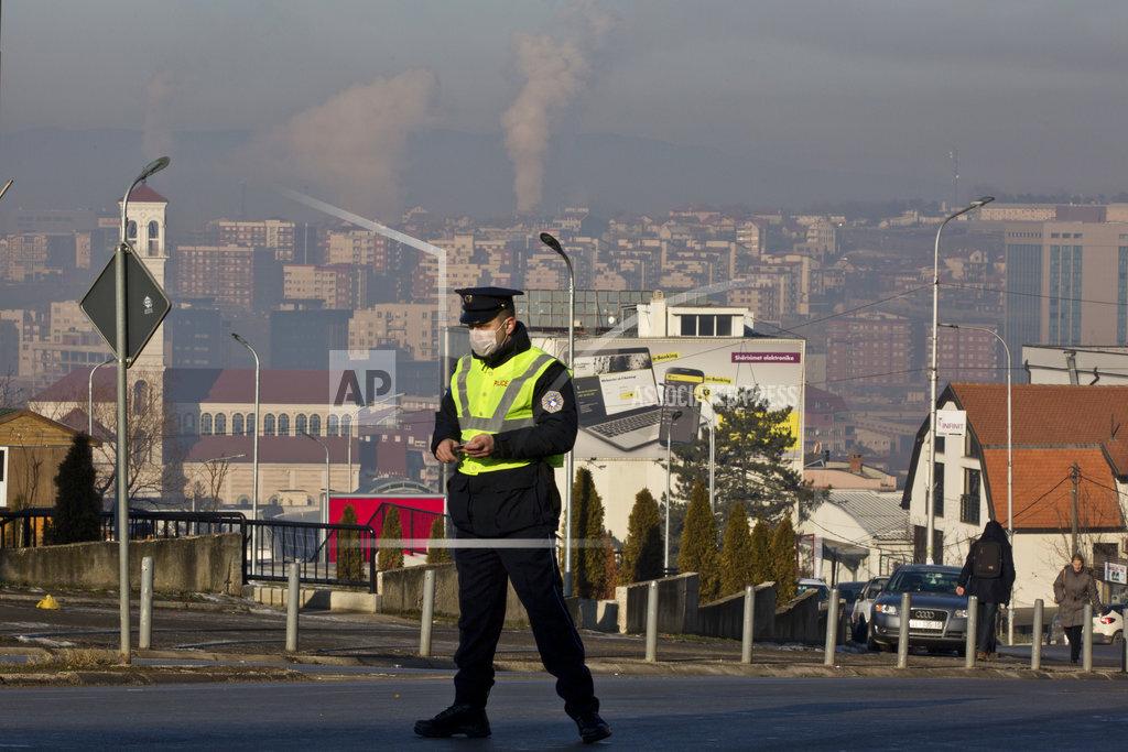 Kosovo Pollution