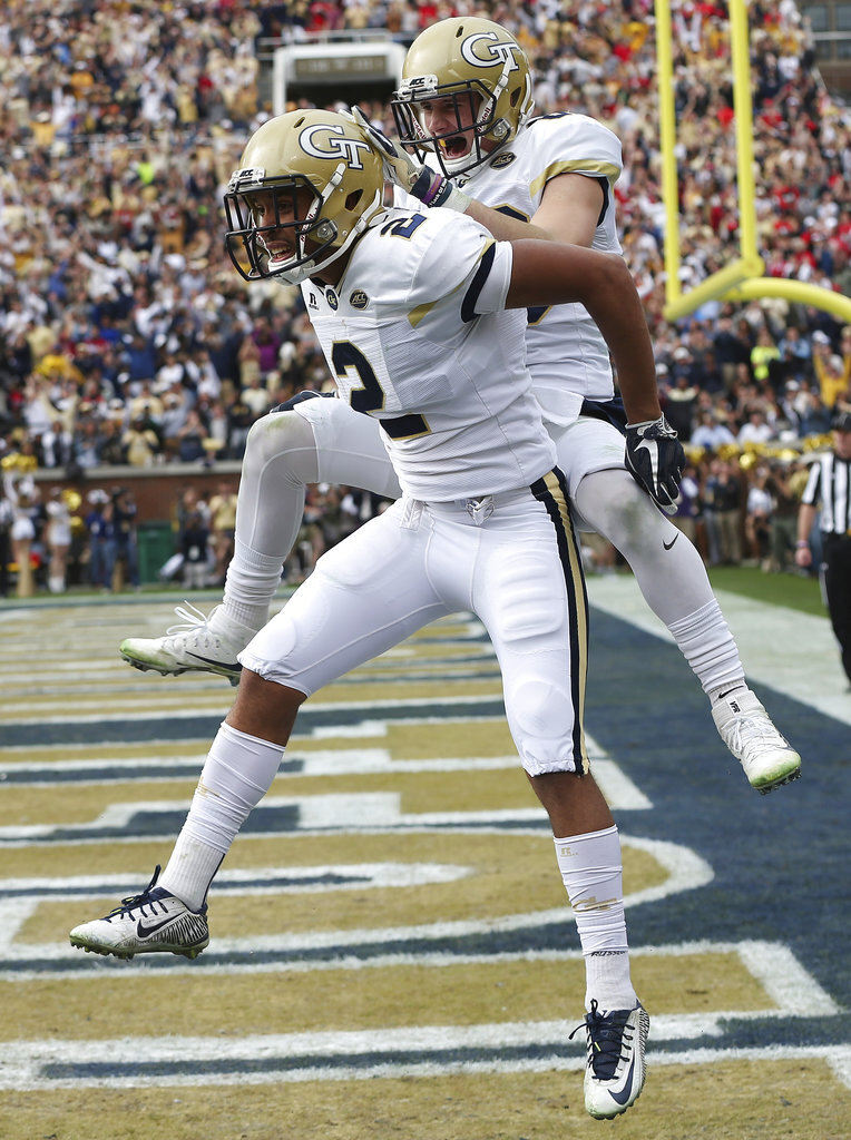 Georgia Georgia Tech Football