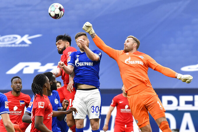 Schalke Hertha 2021