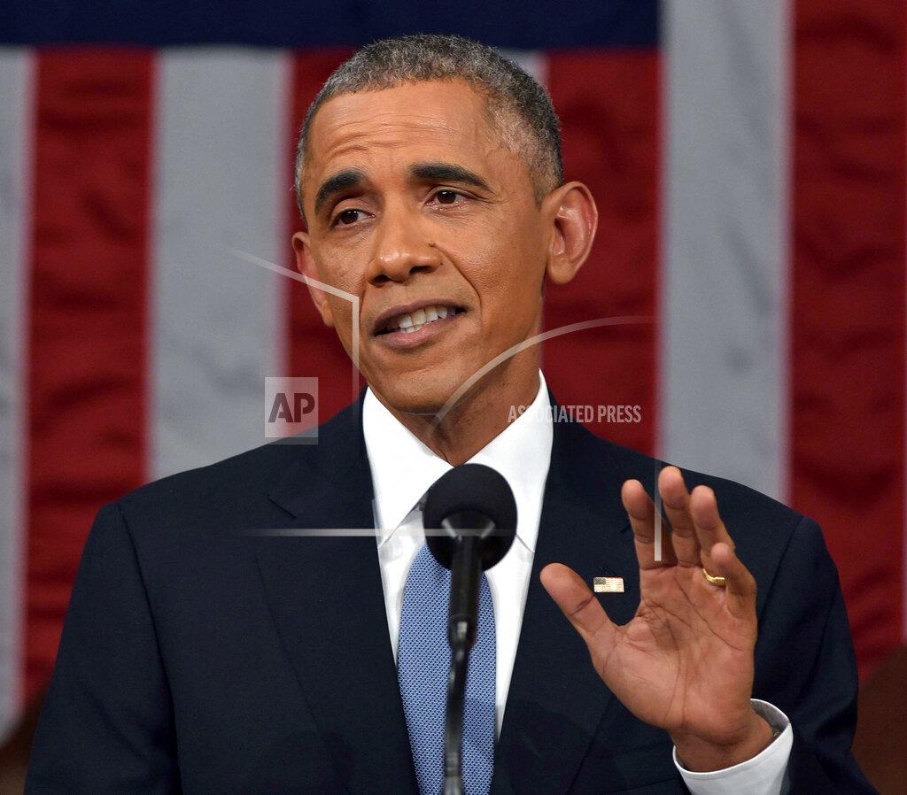 Obama State of Union