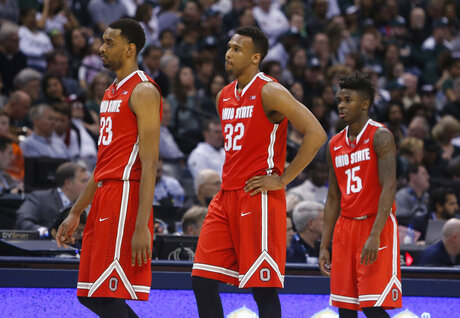 Keita Bates-Diop, Trevor Thompson, Kam Williams
