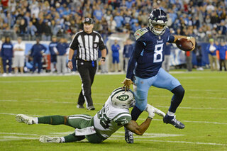 Jets Titans Football