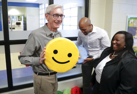 Election 2018 Wisconsin Governor Evers