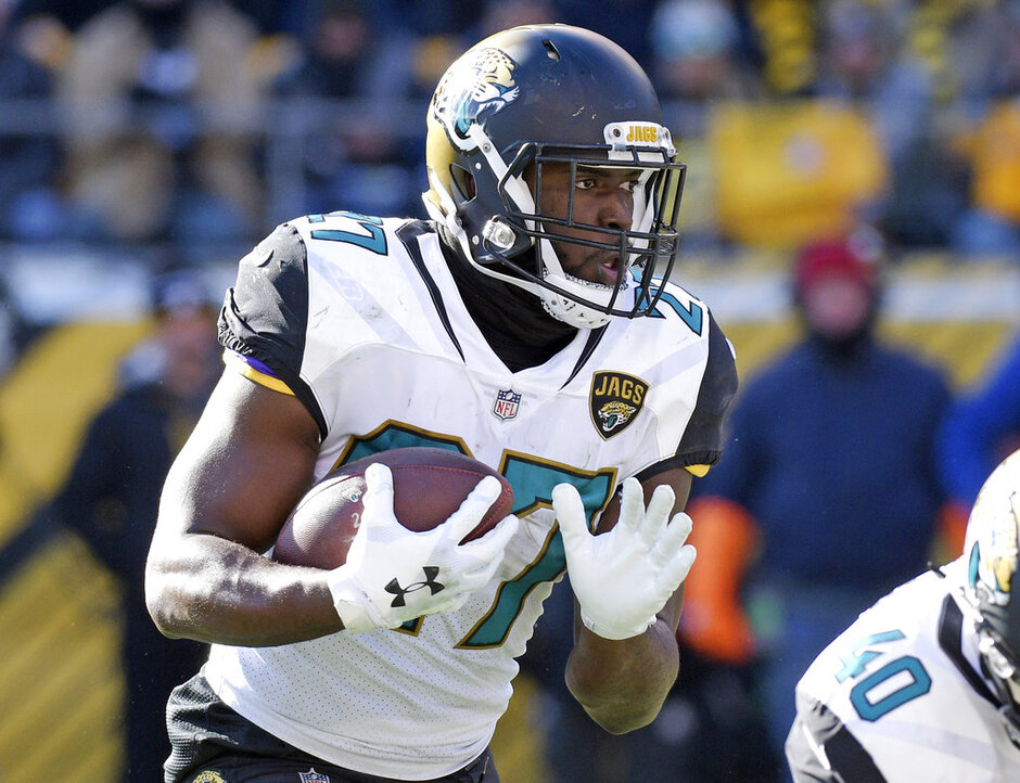 Jaguars Fournette Football