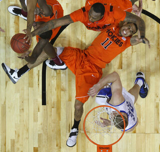 APOTPIX ACC Virginia Tech Duke Basketball