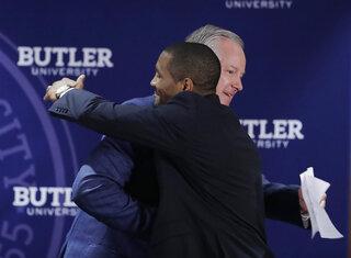 Butler Jordan Basketball