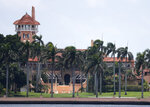 FILE - In this July 10, 2019, file photo President Donald Trump's Mar-a-Lago estate is shown in Palm Beach, Fla. One by one, the Republican leaders of Congress have made the trip to Mar-a-Lago to see Donald Trump. Kevin McCarthy visited after the deadly Jan 6 insurrection, counting on the former president's help to win back control of the House. The chairman of the Senate Republican campaign committee, Rick Scott, stopped by to enlist Trump in efforts to regain the Senate. Lindsey Graham goes to play golf. (AP Photo/Wilfredo Lee, File)