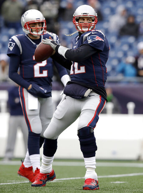 Tom Brady, Brian Hoyer