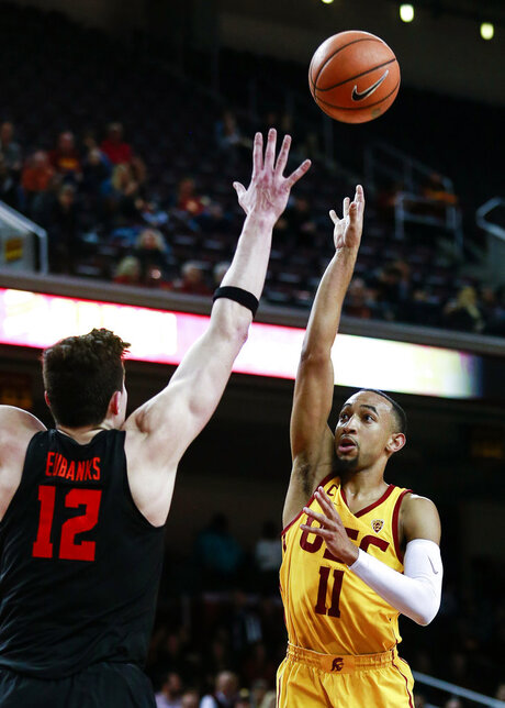 Jordan McLaughlin, Drew Eubanks