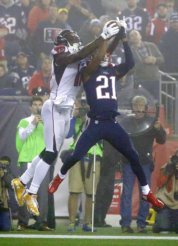 Julio Jones, Malcolm Butler