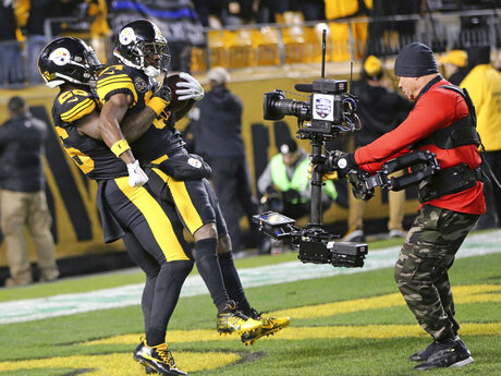 Le'Veon Bell, Antonio Brown