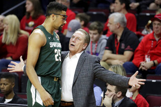 Michigan St Rutgers Basketball