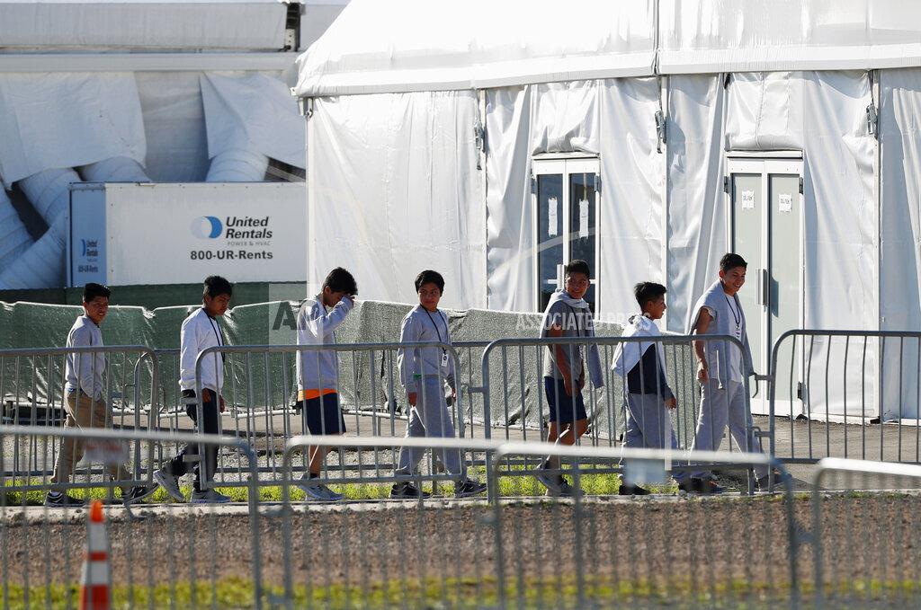 Immigrant Children-Detained