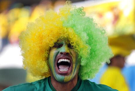 Brazil Soccer WCup Brazil Croatia
