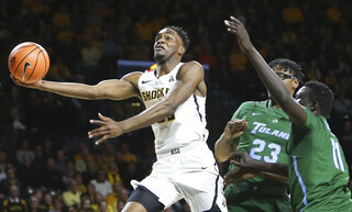 Tulane Wichita St Basketball