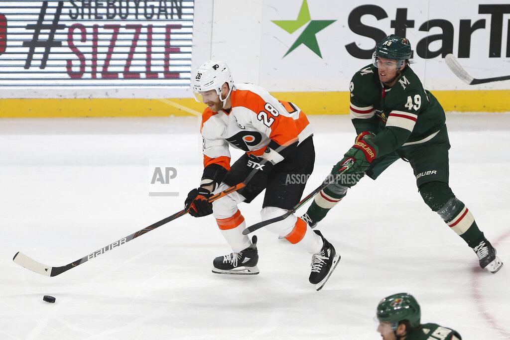 Flyers Wild Hockey