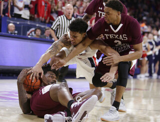 Texas Southern Gonzaga Basketball