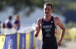 Britain Triathlon European Championships