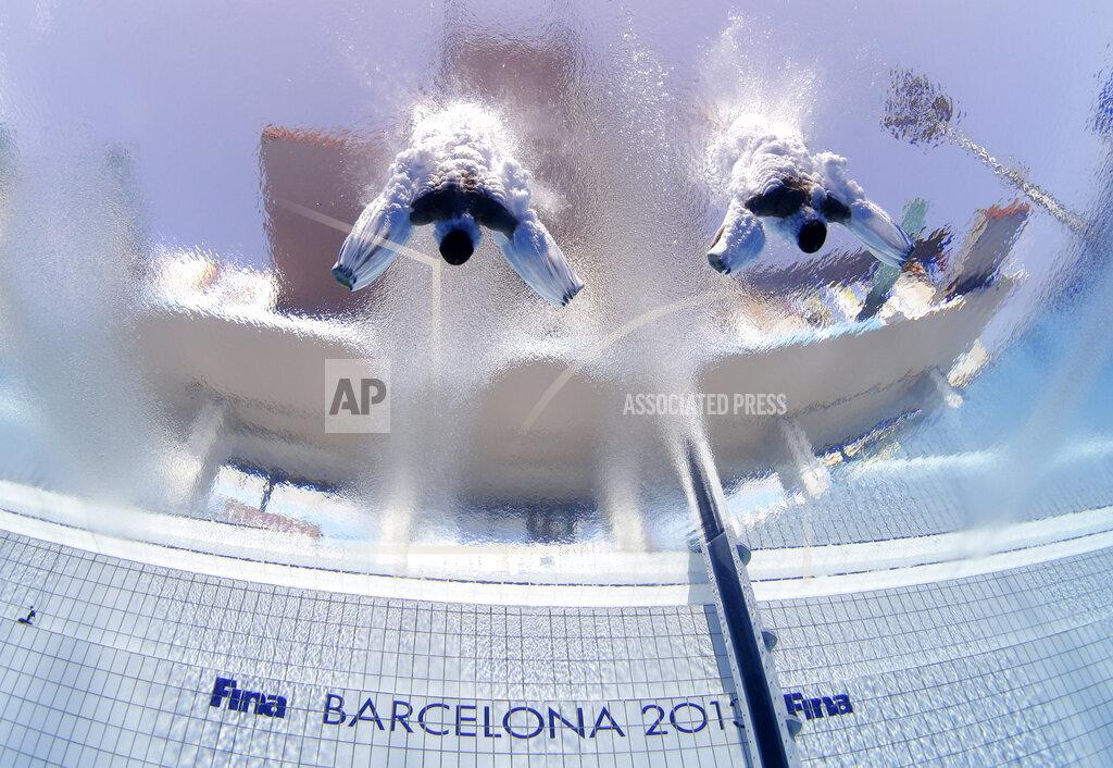 YE Spain Swimming Worlds